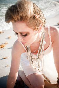 Mermaid Photo Shoot - Hair Styles at Salon D'Artistes